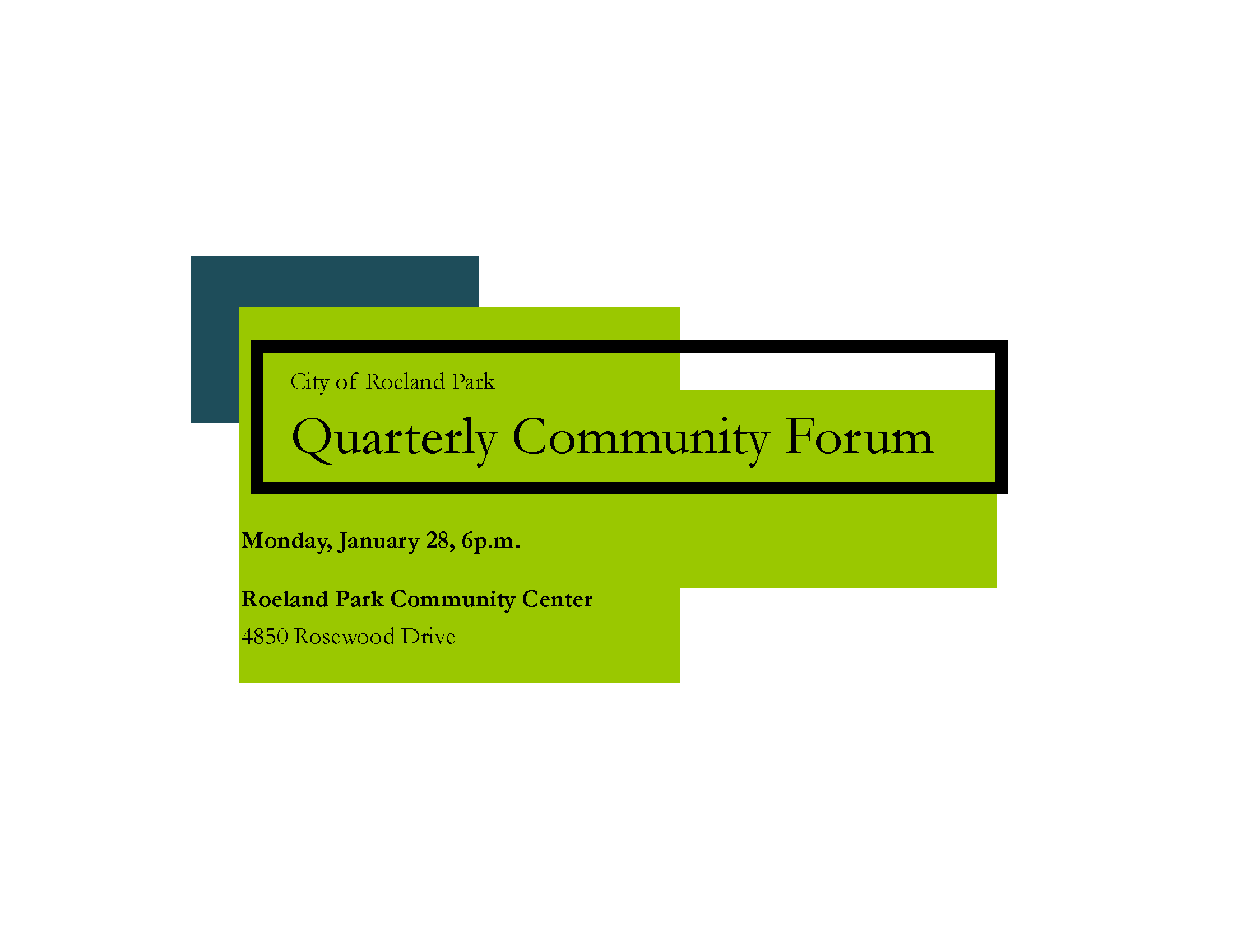 Community Forum Header