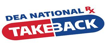 DEA National Rx Take Back