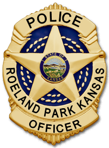 Roeland Park Police Department Badge