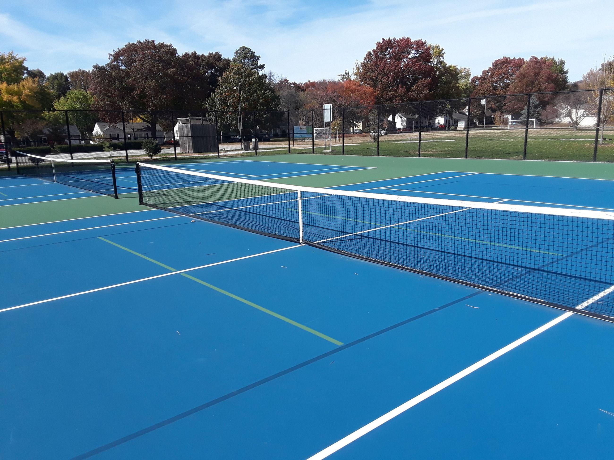 Pickleball Court photo